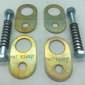 Brake Shoe Roller Retainer Kit
