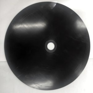 Round Secure Lube Pad (Recessed)